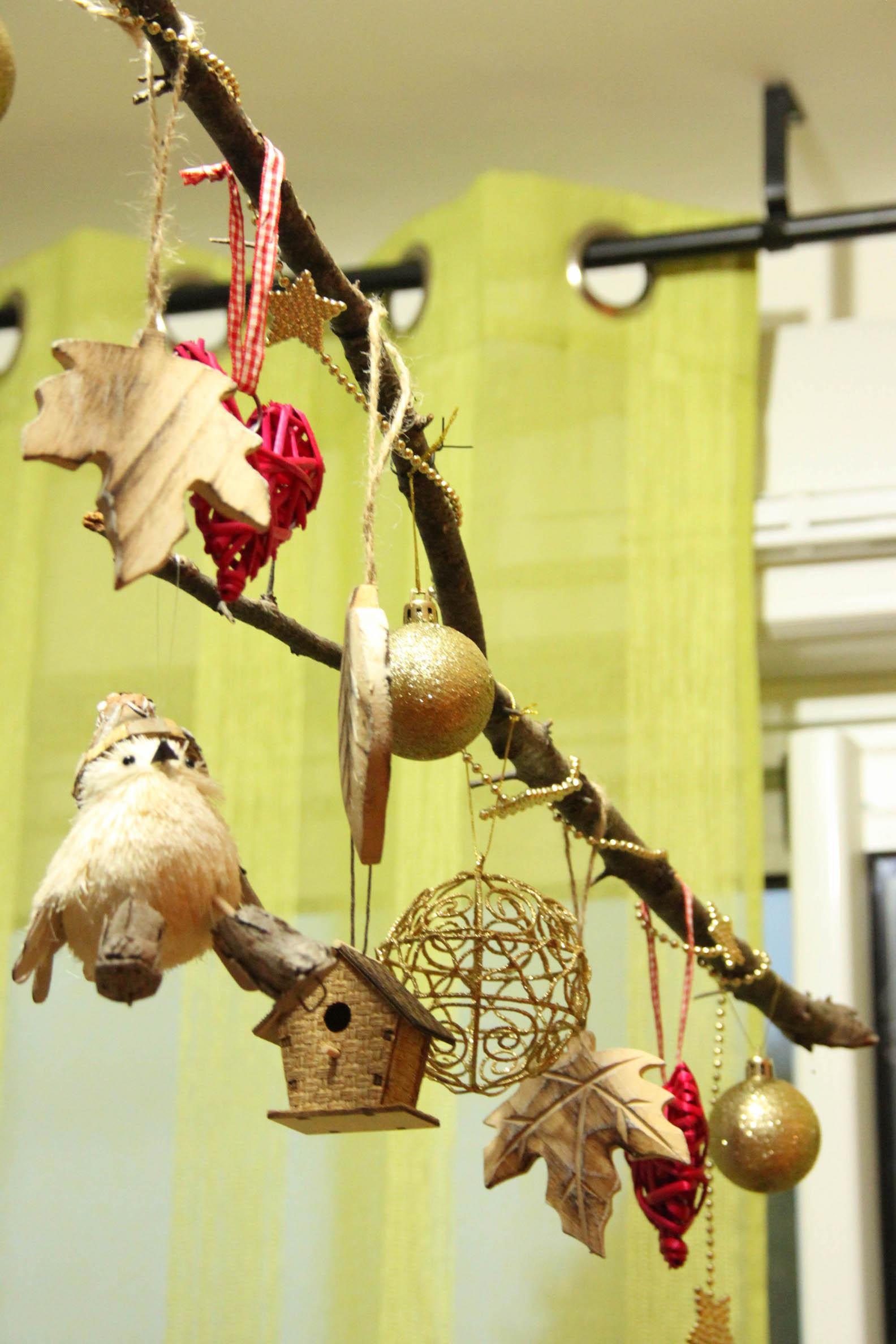 DIY : Déco Nature pour Noël