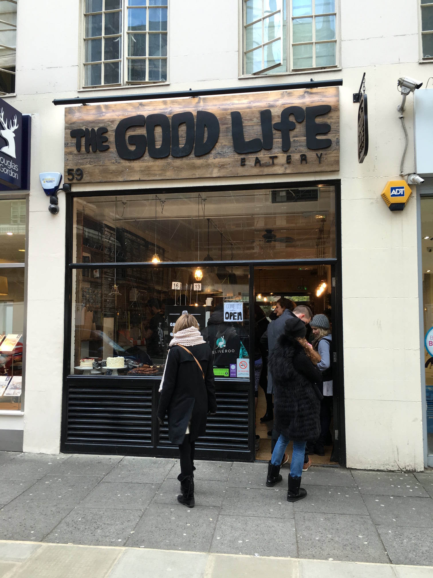 The Good Life Eatery - London