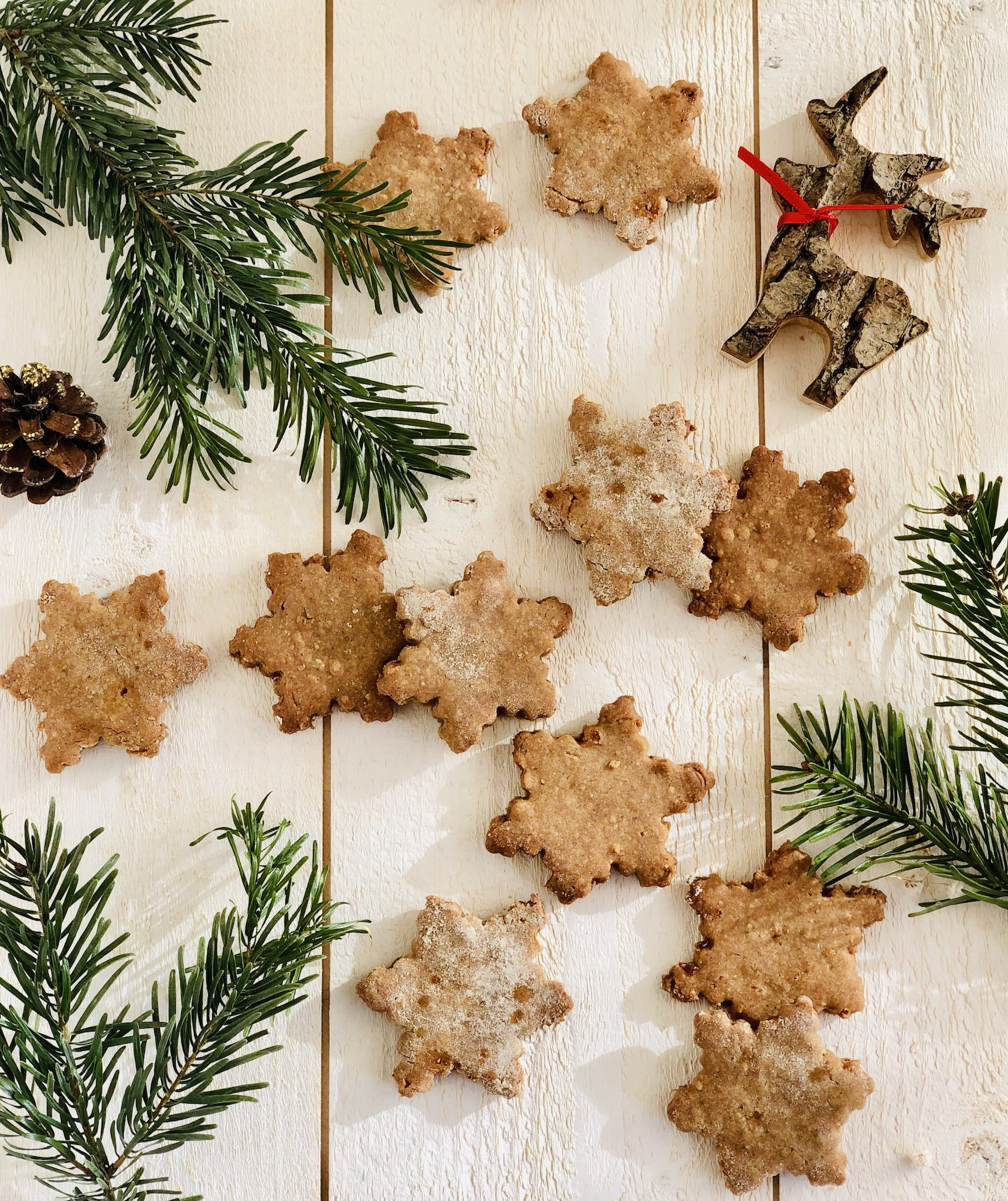 recette bio biscuits au gingembre vegan sans gluten