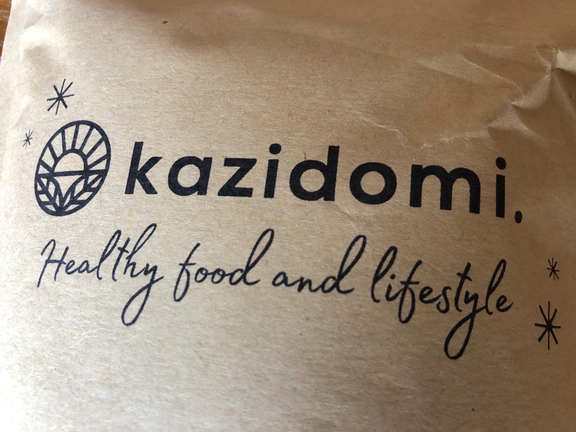 Kazidomi, site de courses bio en ligne à prix réduits